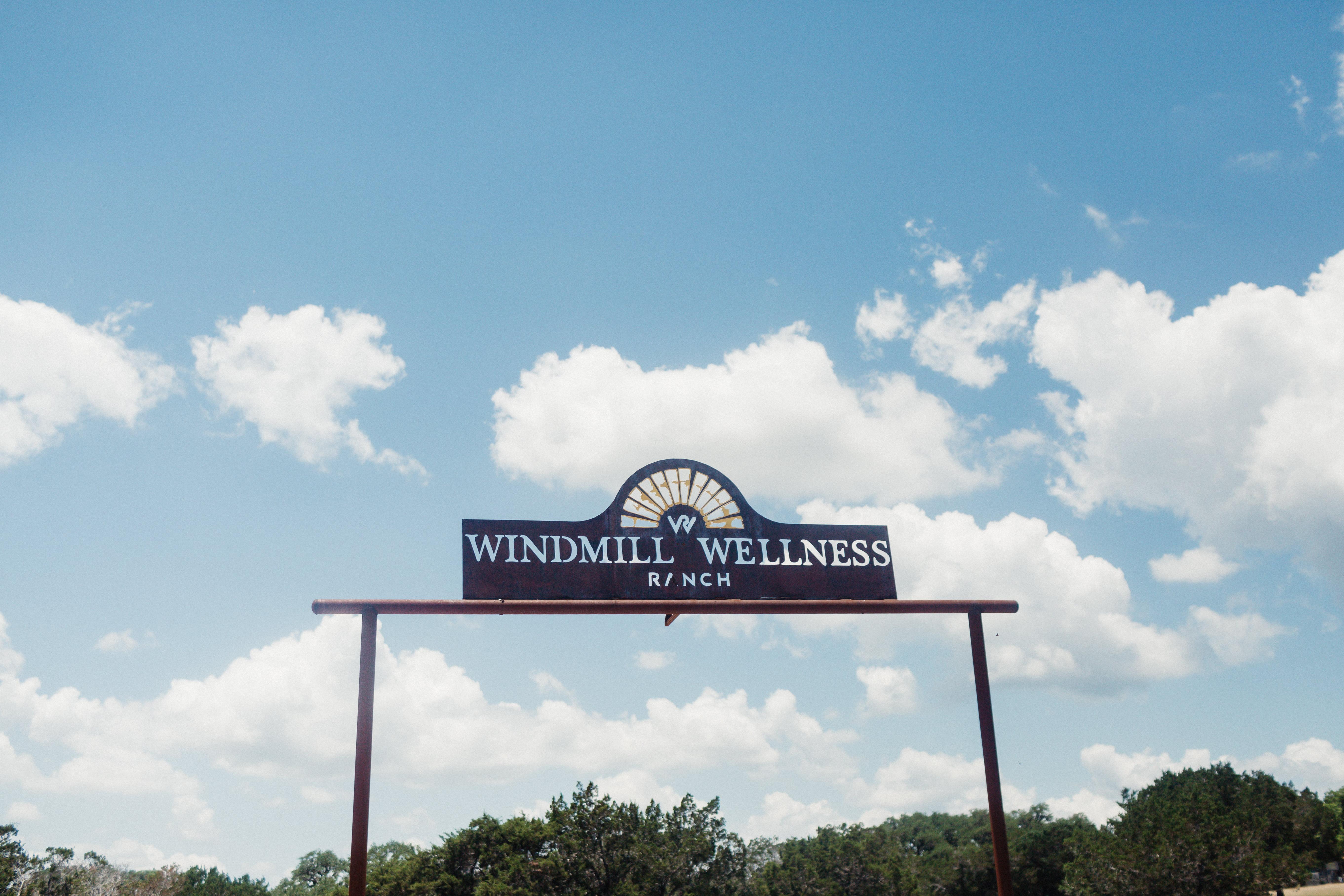 Windmill Wellness Ranch Logo