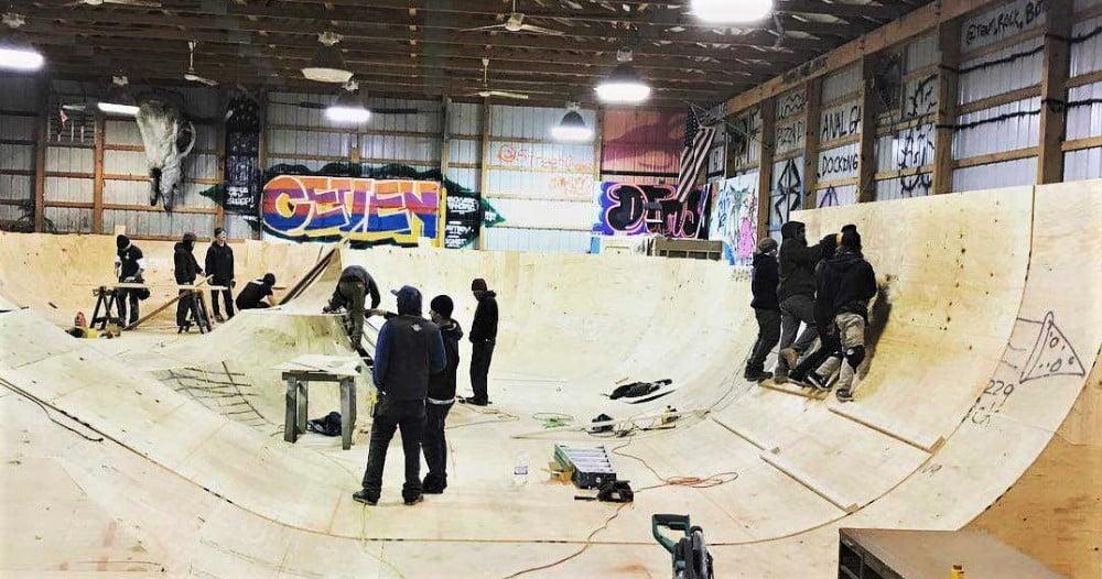 bam margera skateboard shop