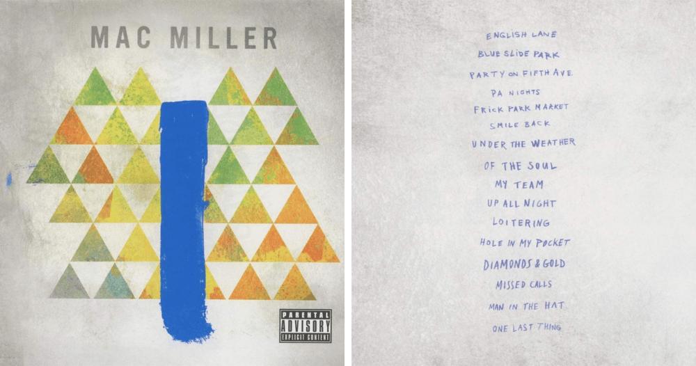 blue slide park album cover