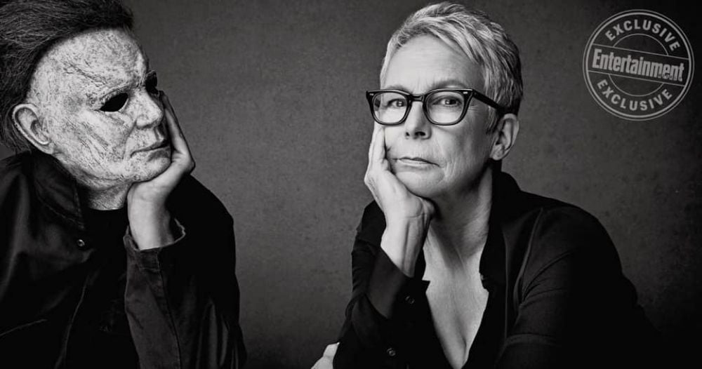 Jamie lee curtis Halloween 2018 Interview
