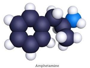 dextroamphetamine and alcohol
