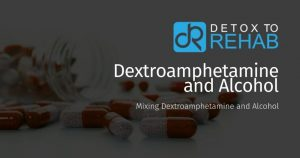 Mixing dextroamphetamine and alcohol featured