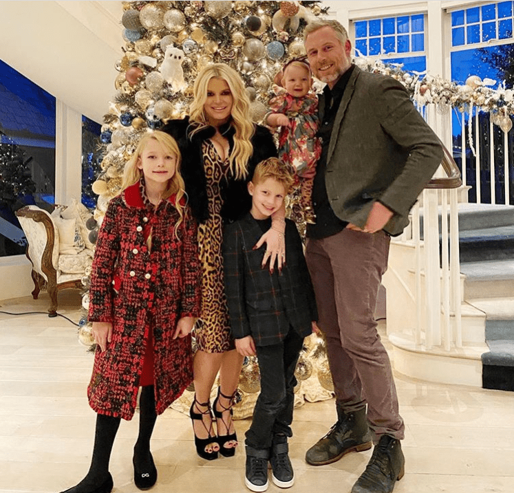 Jessica Simpson's Recovery