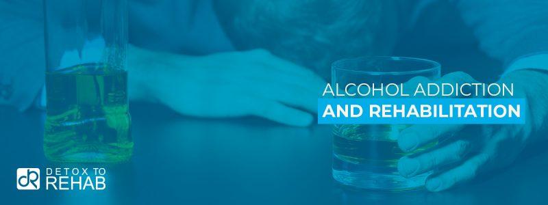 Alcohol Addiction Rehabilitation Header