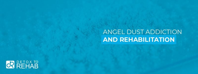 Angel Dust Addiction Rehabilitation Header