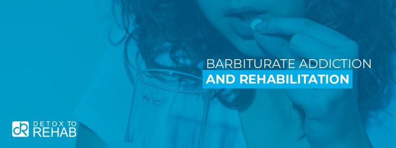Barbiturate Addiction Rehabilitation Header