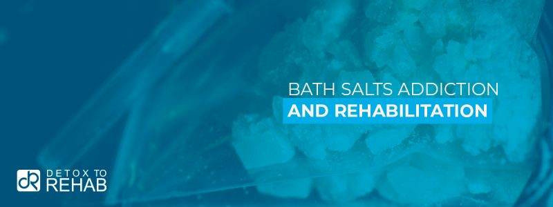 Bath Salts Addiction Rehabilitation Header