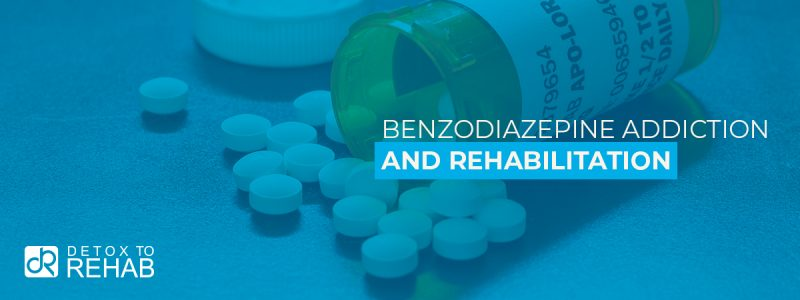 Benzodiazepine Addiction Rehabilitation Header