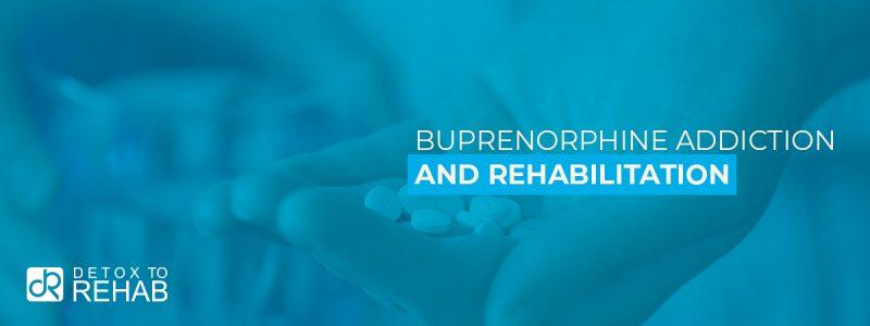 Buprenorphine Addiction Rehabilitation Header