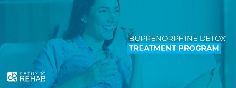 Buprenorphine Detox Header