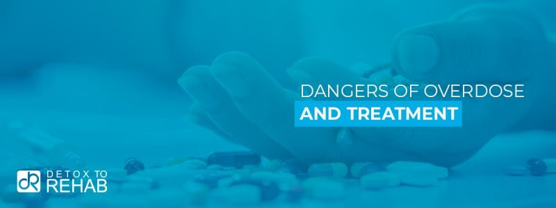 Dangers of Overdose Header
