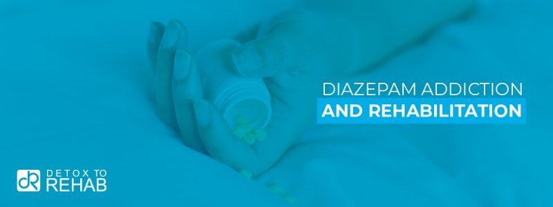 Diazepam Addiction Rehab Header