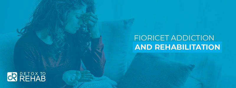 Fioricet Addiction Rehab Header
