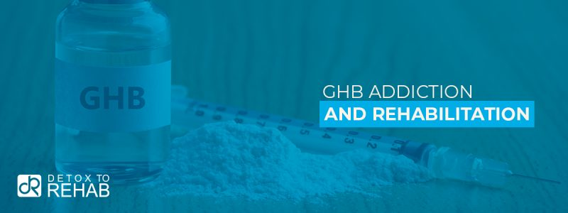 GHB Addiction Rehab Header