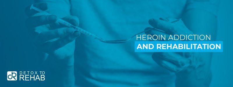 Heroin Addiction Rehab Header