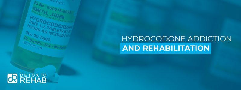 Hydrocodone Addiction Rehab Header