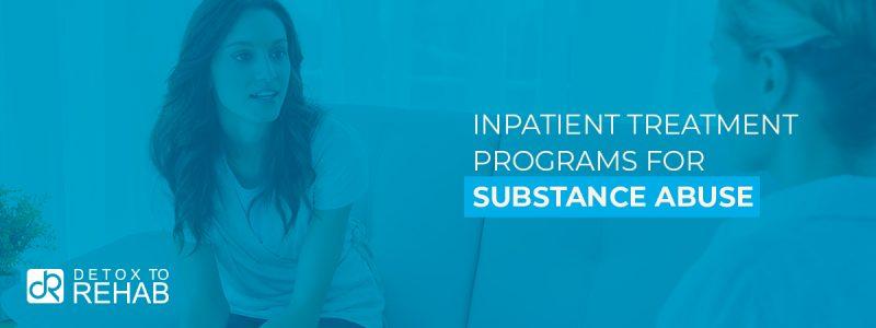 Inpatient Treatment Programs Header