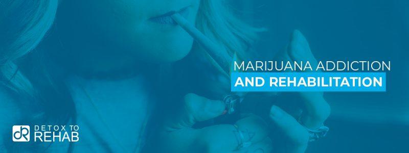 Marijuana Addiction Rehab Header