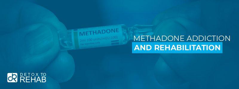 Methadone Addiction Rehab Header