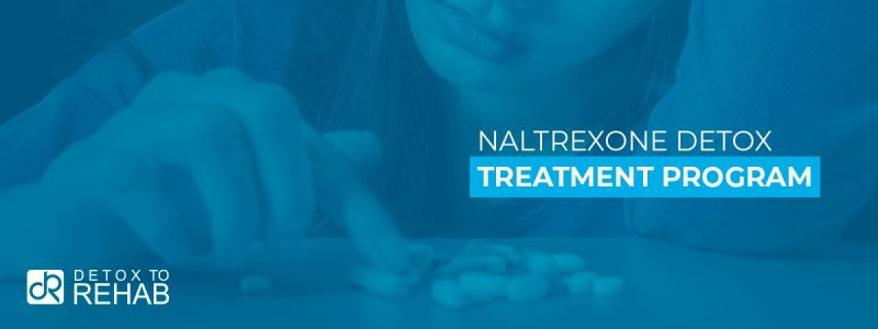 Naltrexone Detox Treatment Header