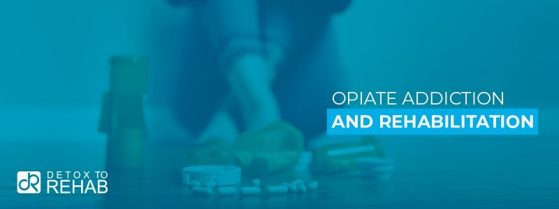 Opiate Addiction Rehab Header