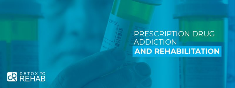 Prescription Drug Addiction Rehab Header
