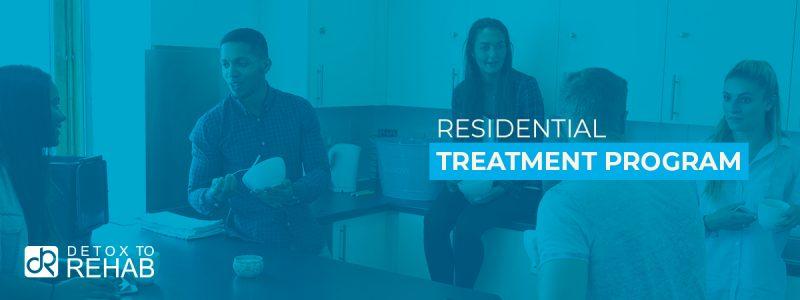 Residential Treatment Program Header