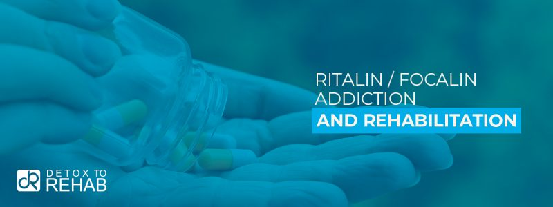 Ritalin Focalin Addiction Rehab Header