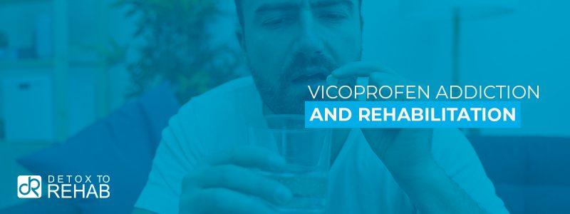 Vicoprofen Addiction Rehab Header