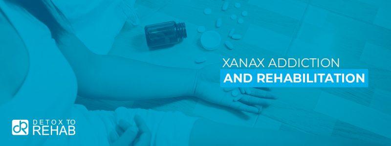 Xanax Addiction Rehab Header