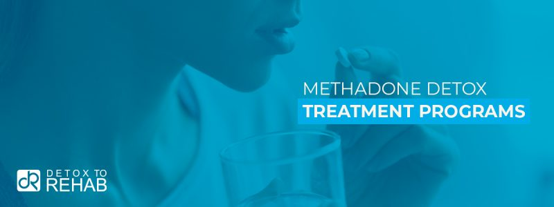 Methadone Detox Header