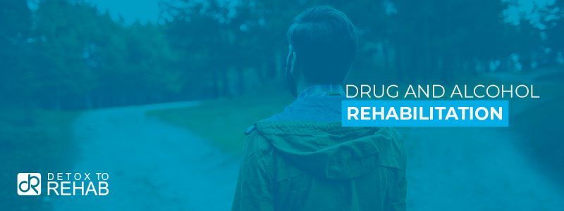 Drug & Alcohol Rehabilitation Header