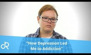 How Depression Led Me to Addiction Header