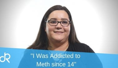 I was Addicted to Meth