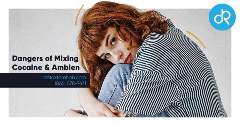 dangers of mixing cocaine header image