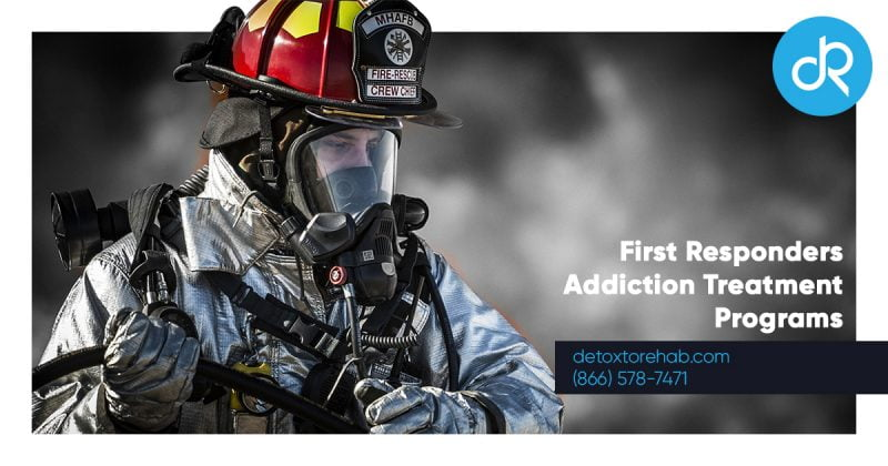 first responders program header image