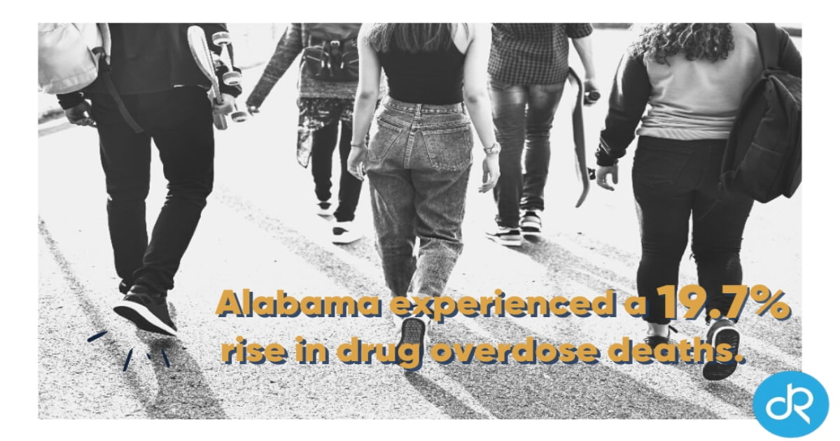 Alabama overdose deaths