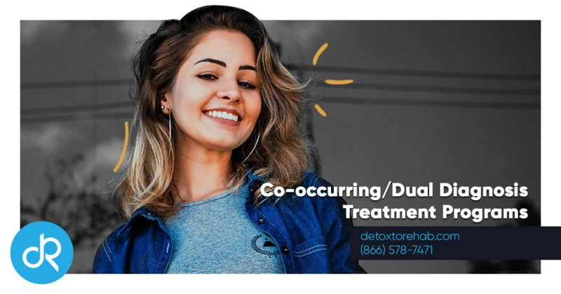 Co-Occurring Dual-Diagnosis Treatment Programs Header Image