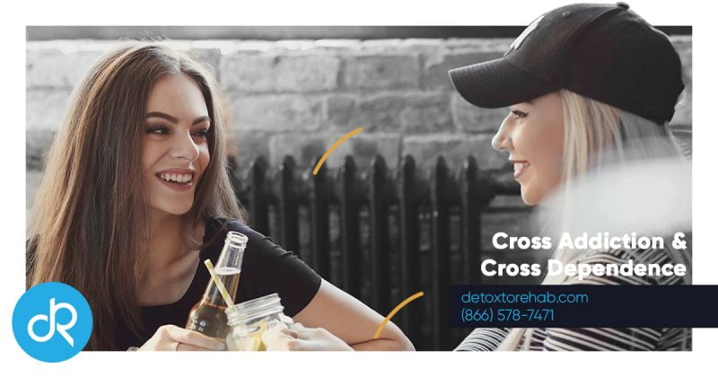 Cross Addiction & Cross Dependence Header Image