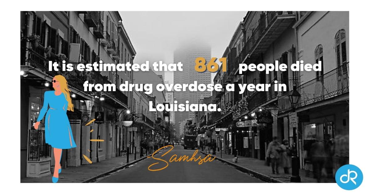 Louisiana Overdose