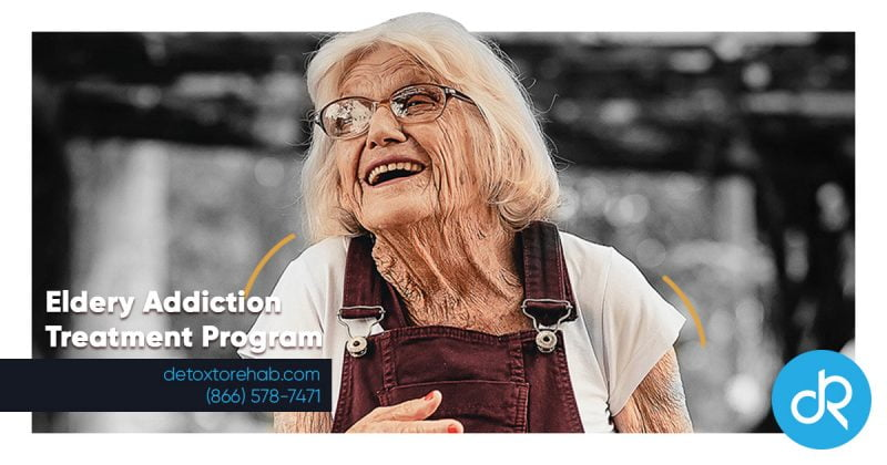 eldery addiction treatment program Header Image