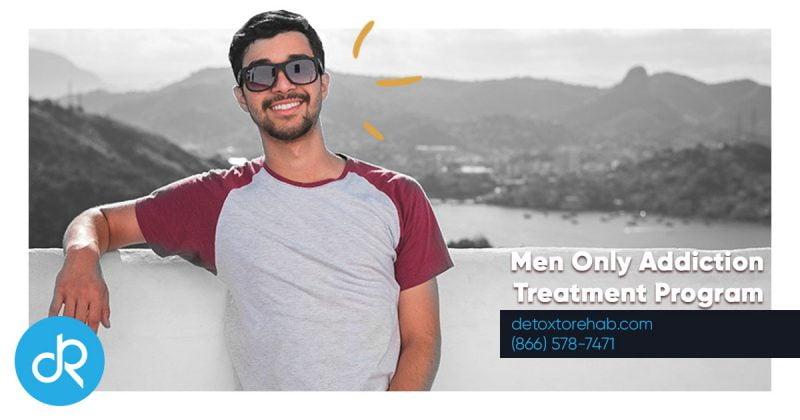 men only treatment Header Image
