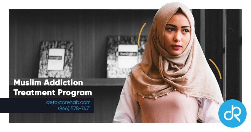 muslim addiction treatment Header Image