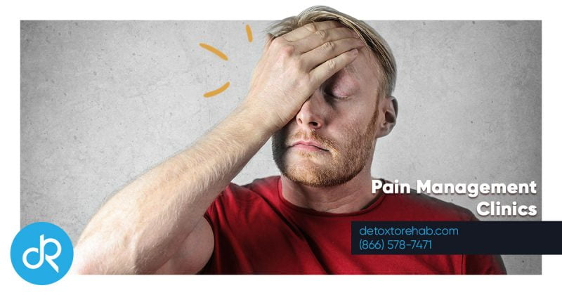 pain management clinics header image