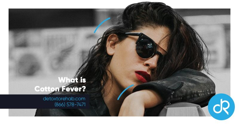 what is cotton fever header