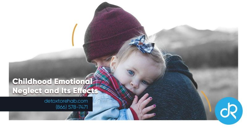 Childhood Emotional Neglect and Its Effects Header Image