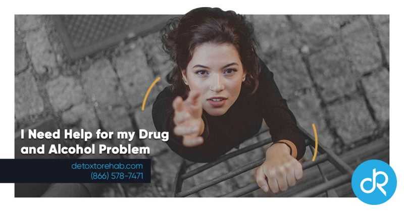 I Need Help for my Drug and Alcohol Problem Header Image