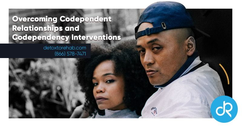 Overcoming Codependent Relationships and Codependency Interventions Header image