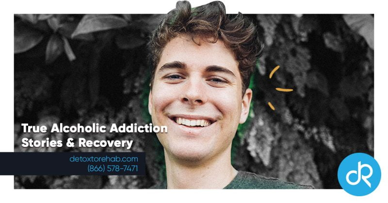 True Alcoholic Addiction Stories & Recovery Header Image