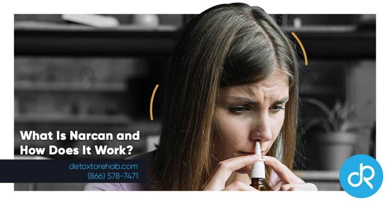 What is Narcan and How Does It Work Header Image